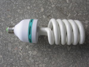 High Quanlity High Wattage Half Spiral Energy Saving Lamps pictures & photos