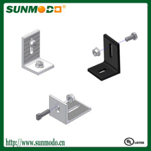 L Foot Solar Ground Mounting Bracket pictures & photos
