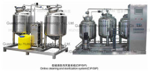CIP Online Cleaning System for Food Industry pictures & photos