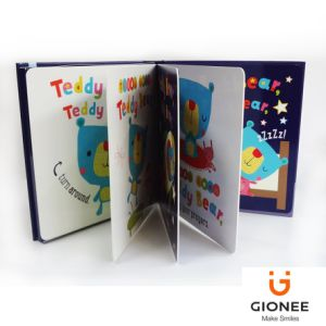 Hardcover Books for Children with Teddy Maument in Book Cover pictures & photos