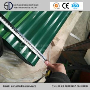 PPGI Corrugated Roofing Sheets pictures & photos