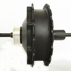 Black DC Motor Low Noise Ebike Motor BLDC Motor pictures & photos