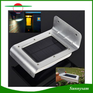 16 LED Solar Energy Power Outdoor Garden Security Lamp PIR Infrared Motion Sensor Wall Light pictures & photos
