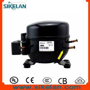 R404A Compressor, Light Commercial Refrigeration Compressor-Gqr80k, Lbp, 220V, 1/3HP pictures & photos