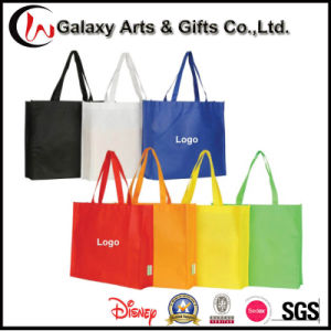 100GM Promotional Printed Nonwoven Bag/Shopping Tote Bag/Grocery Bag