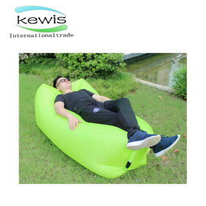 Lazy Lunch Rest Outdoor Inflatable Air Lounger pictures & photos