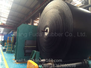 Belt Conveyor Available for Crushing Plant//Coal-Mining Industry/Cement Plant/Agriculture, Rubber Conveyor Belt pictures & photos