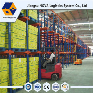 Warehouse Storage Drive Through Pallet Rack From China Manufacturer pictures & photos