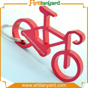 Own Design Logo Bottle Opener with Key Ring pictures & photos