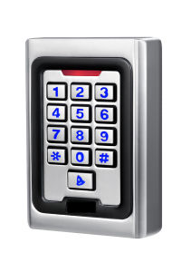 Waterproof Metal Password Access Controller Keypad Access Control pictures & photos