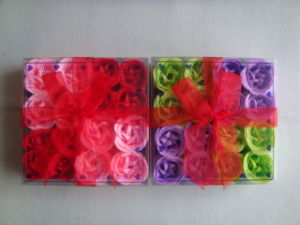 Artificial Rose Flowers in Gift Set pictures & photos