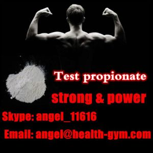 99% Muscle Building Powder Testosterone Propionate/ Test Prop for Weight Loss pictures & photos