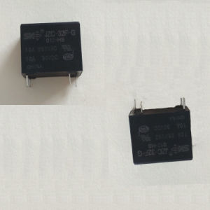 12V, 0.2W High Capacity Sensitive Type PCB Relay with UL, TUV (JZC-32F)