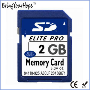 High Speed Good Quality 2GB SD Memory Card (2GB SD) pictures & photos