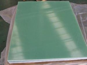 Insulation Material 1020X1220mm Fr4 Epoxy Sheet pictures & photos