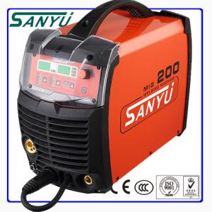 Sanyu Three Function MIG TIG MMA Inverter Welding Machine pictures & photos