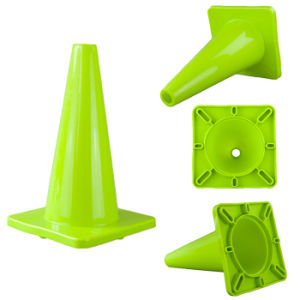 Soft PVC Traffic Cone pictures & photos