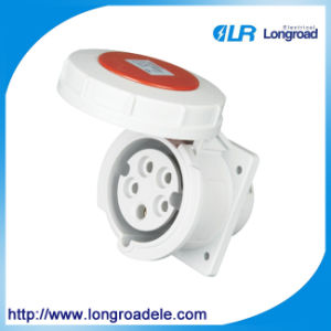 5p 32/63A IP67 International Standard Male and Female Industrial Plug and Socket pictures & photos