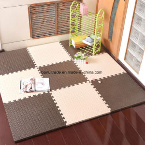 Manufacturer Supply Durable Grey Color Non-Slip EVA Mat pictures & photos