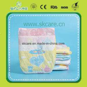 Soft Thick Premium Baby Diapers pictures & photos