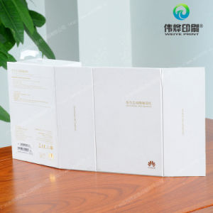 Hot-Stamping Printing Paper Packaging Box (for Anc Earphone) pictures & photos