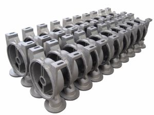 Valve Spare Part Ductile Cast Iron Products Sand Castings Iron Casting pictures & photos