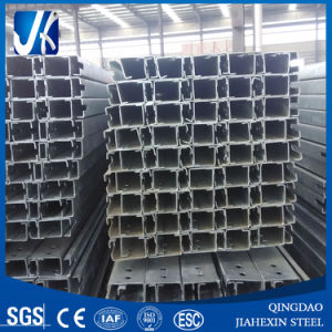 Steel Rail with Slot for Clamp, Length 6000mm pictures & photos
