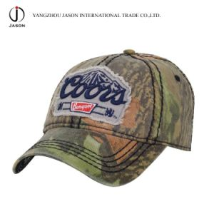 Washed Baseball Cap Sport Cap Cotton Cap Golf Cap Fashion Cap Camouflage Cap