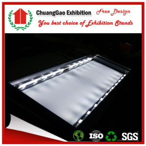 High Quality Freestanding LED Fabric Light Box pictures & photos