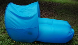 Fast Filling Folded Air Bed Outdoor (B0025) pictures & photos