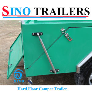 Australian Camper Travel Trailers with Spare Wheel pictures & photos