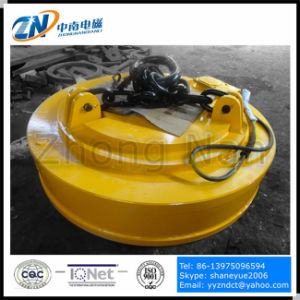 Circular Magnetic Lifter for Steel Scrap Lifting MW5 pictures & photos