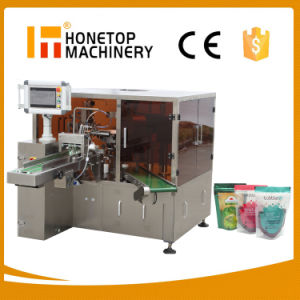 Pouch Filling and Packing Machine pictures & photos