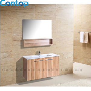 Modern Home Furniture Wall-Hung Bathroom Cabinet pictures & photos