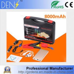 Portable Power Bank 12V 8000mAh Car Jump Starter pictures & photos