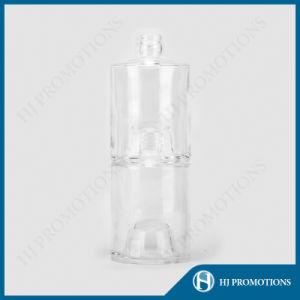 200ml Triple Liquor Glass Bottle (HJ-GYCN-B01) pictures & photos