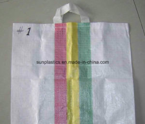 100% New Material 50kg PP Woven Bag pictures & photos