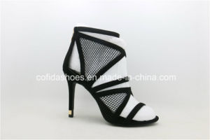 Latest Sexy High Heels Stock Comfort Women Sandals pictures & photos