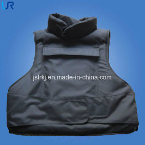 Anti Ballistic Vest Body Armor with Neck Protection pictures & photos