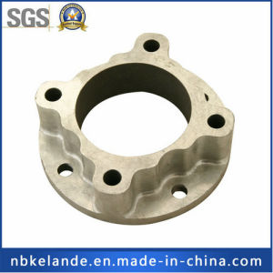 Custom Made CNC Machine Part with Casting pictures & photos