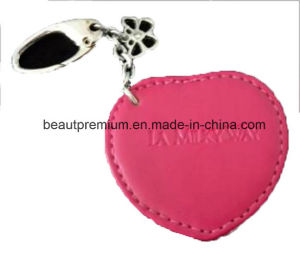 Red Star Chain Make up Mirror L′oreal Audit Cosmetic Mirror BPS033 pictures & photos