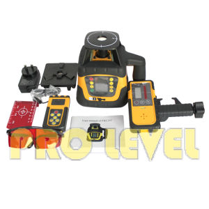 Automatic Dual Grade Rotary Laser Level (SRE-207) pictures & photos