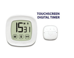 Touch Screen Large LED Timer for Cooking pictures & photos