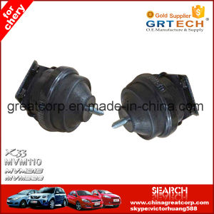 A13-1001510fa Car Parts Front Rubber Engine Mount for Chery pictures & photos