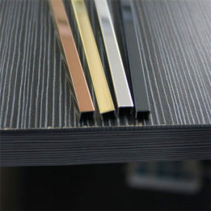 Gold Mirror Stainless Steel Decorative Trim China Furniture Stores Online pictures & photos