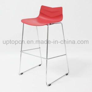 Wholesale Plastic High Bar Stool with Various Color (SP-UBC326) pictures & photos