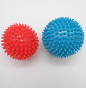 Promotion PVC Mini Hand Spikys Massage Ball CE (JMC-420B) pictures & photos