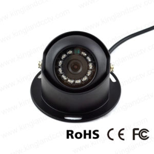 Mini Dome CCD Camera with 9-36V