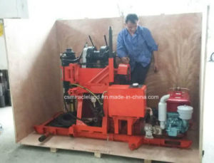 Gy-150b Drilling Rig with Mud Pump for Water Well and Soil Testing Engineering (150m) pictures & photos