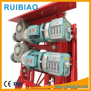 Construction Elevator Spare Parts Electric Motor pictures & photos